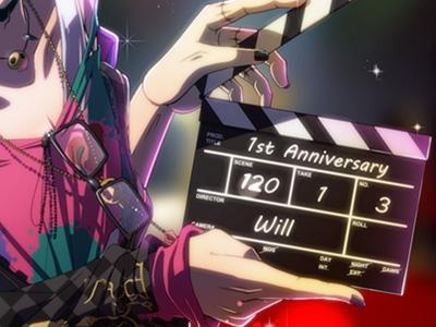 【夢100一周年記念企画】月ウィル