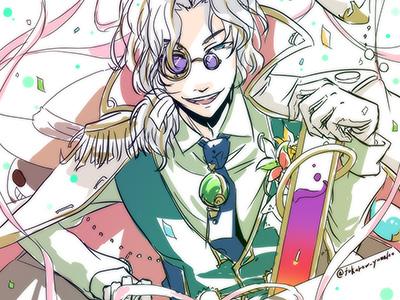 【ワンドロ】オズワルドさん生誕祭